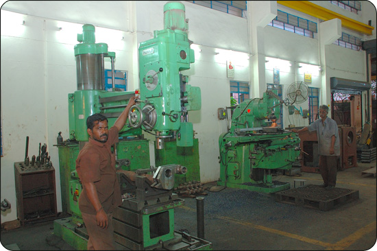 Machining, Fabrication & HydraulicFixtures